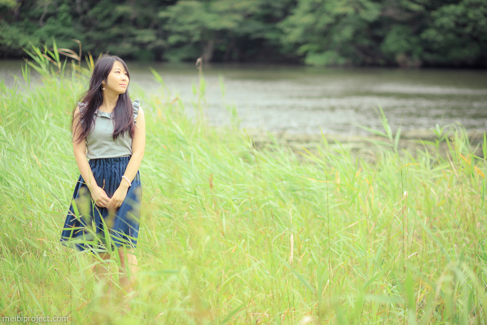 Eri Kashima at Sanage Onsen